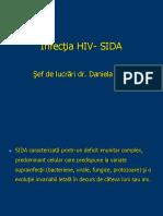 Infecţia Hiv- Sida