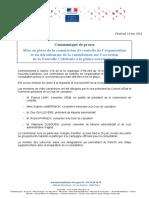 20180518 Cp - Commission de Controle de Lorganisation Et Du Deroulement de La Consultation Sur Laccession de La Nouvelle-caledonie a La Pleine Souverainete.docx