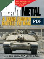 Epdf.tips Heavy Metal a Tank Companys Battle to Baghdad
