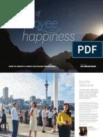 The Art of Employee Happiness