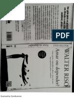 Amar Ou Depender - Riso, PDF-completo