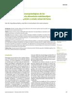 Son Las Alteraciones Neuropsicológicas de Los Trastornos de La Conducta Alimentaria Endofenotipos de La Enfermedad Revisión y Estado Actual Del Tema