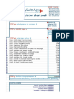 Rail Pass Calculations