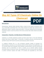 Chemicals Suppliers