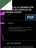 L5 análisis y distribución de tamaño de una partícula