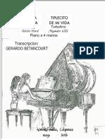 Dos Temas Pop.colombia Piano (4mans)
