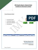 IMV Equity Report GSFC