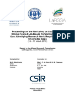Workshop Mining and Ecosystem Restoration Proceedings_March 2015.pdf