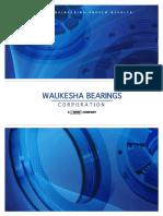 Waukesha Bearings Corporation Brochure