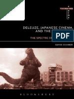 [David Deamer; Deleuze, Gilles;Bergson, Henri] Deleuze