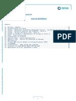 Bloco K - Guia de Referência - Linha Datasul v2