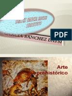 El Arte en La Pre-historia