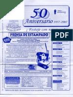 TIPOS Y ESTADISTICAS FOLLETO OPORTUNIDADES 50 ANIVERSARIO OCTUBRE 2007 071009