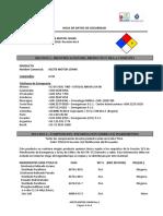 MSDS Aceite 15W 40.pdf