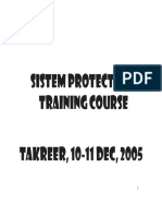 System Protection Training Course