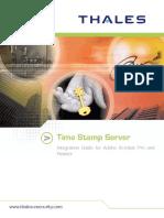 Time Stamp Server Adobe Prof and Reader Windows Ig