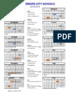 calendar 2018-19  approved 04