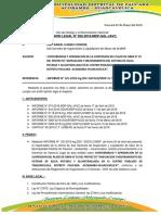 Opinion Legal de Conformidad y Aprobacion de La Suspension Del Plazo de Obra
