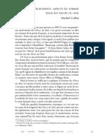 Michel Collot_Le Lyrisme Des Fleurs Du Mal