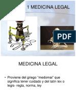 Medicina Legal 1