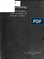 The Principles and Practice of Double Entry
