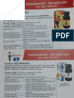 Homeo Combo Medicines