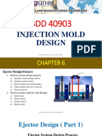 BDD 40903 Injection Mold Design Chapter 6