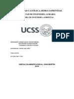 Trabajo Monografico Suelos Monitoreo Ambiental