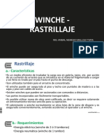 5. WINCHE - RASTRILLO