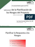 Gestión de la Planificación de los Riesgos del Proyecto - Tema 06.pptx