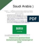 Saudi Arabia.docx