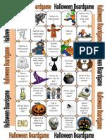 10878 Halloween Boardgame