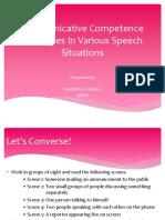 communicativecompetencestrategiesinvariousspeechsituations-170723204140