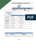 002-Ope-pets-001 Movilización y Desmovilización de Equipos - Checras