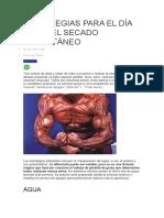 SECADO SUBCUTANEO (COMPETICION)