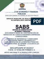 17 0781-00-739600 1 1 Documento Base de Contratacion