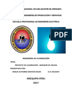 Evaluacion Economica Proyecto Mirador de Chilina