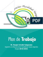 Plan Trabajo- Gaspar Estrada Campuzano