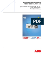Posicionador Eletropneumático TZIDC - ABB