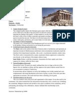 acropolis  parthenon doric and ionic frieze - google docs