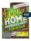 Spring Home Improvement - May 2018
