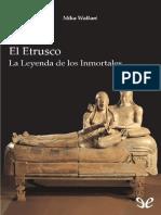 Waltari El Etrusco_La Leyenda de Los Inmortales