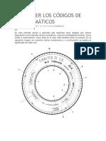 Cómo Leer Los Códigos de Los Neumáticos