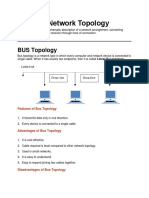 Types of Network Topology