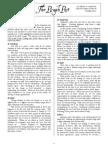 July 2008 Pisgah Post Newsletter, Pisgah Presbyterian Church
