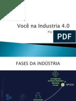 Você Na Industria 4