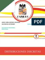 Distribuciones Discretas y Continuas