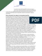 EL ARTE DE ENFERMARSE POR CELEDONIO CASTAÑEDA