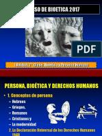 Bioetica y Persona Humana 2017 5