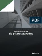 Moldelão Estrutural de Pilares Paredes